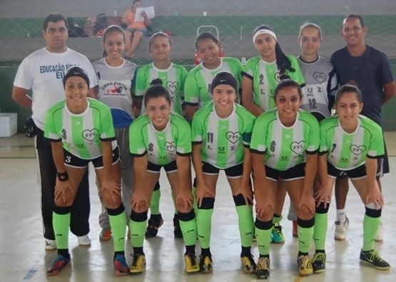 Futsal feminino de Luz é vice-campeão dos Jogos Escolares da ... c773213adc111