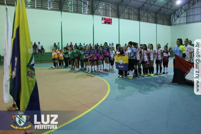 Luz sedia Final do Campeonato Mineiro de Futsal com apoio da ... 969141287d8b2